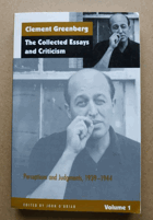 The Collected Essays and Criticism Volume 1