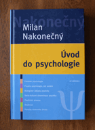 Úvod do psychologie.